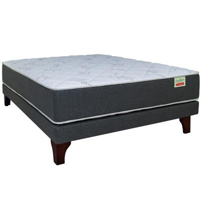 Cama Europea Aloe Vera 2 plazas long BN