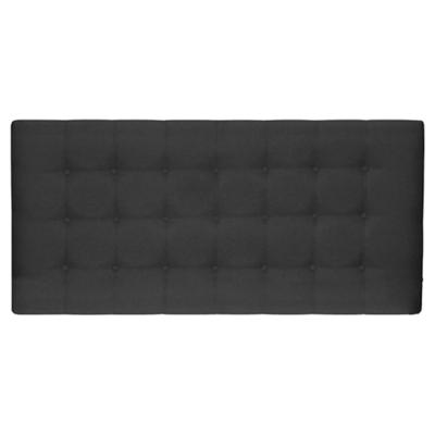 Respaldo 160x5x78 cm negro