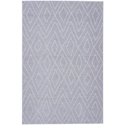 Alfombra D3 160x230 cm gris