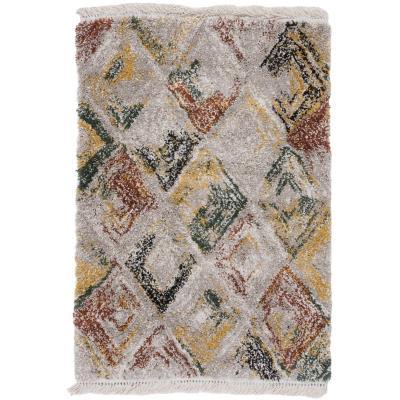 Alfombra kelim 120x170 cm multicolor