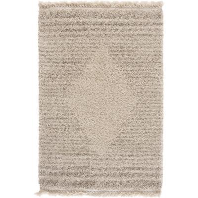 Alfombra flat 120x170 cm beige