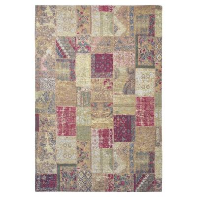 Alfombra patch classic 155x230 cm multicolor