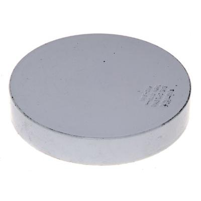 Tapa PVC-S Bco Cementar 160mm Blanco 1u