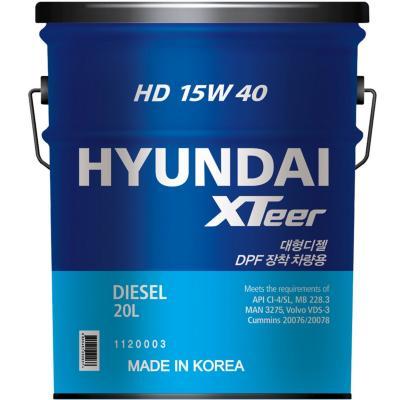 Aceite para motor 15w40