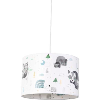 Lámpara de colgar Familias Animales E27