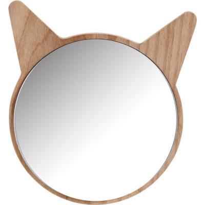Espejo Gato madera terciada