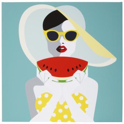 Canvas Sandia 70x70 cm