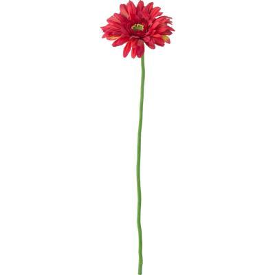 Gerbera Tama 62 cm rojo