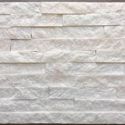 Piedra cuarzo blanco 15x60 0.72m2