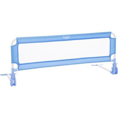 Baranda de seguridad para cama azul