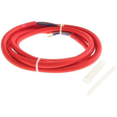 Cable DIY rojo 1.5 MTS