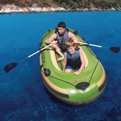 Bote inflable Voyager 300 verde