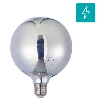 Ampolleta LED filamentos E27 4W luz cálida