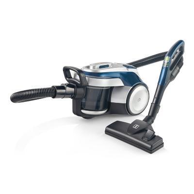 Aspiradora de arrastre 1800 W gris/azul