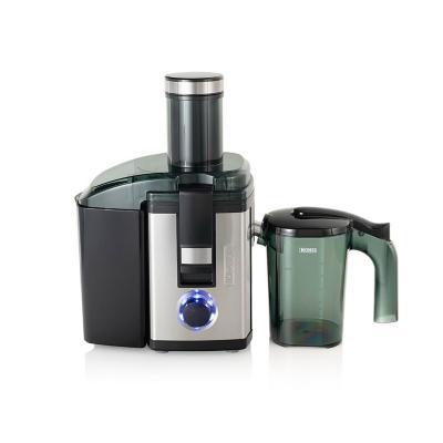 Extractor de jugo 800 W negro
