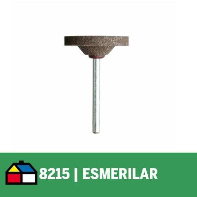 """Piedra circular oxido de aluminio 1"""""""