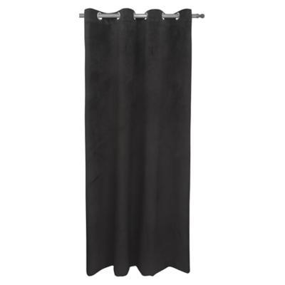 Cortina tela 140x220cm Felpa negro