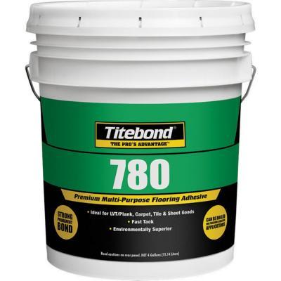 Adhesivo para pisos vinilicos y alfombras  tb 780 4 galones