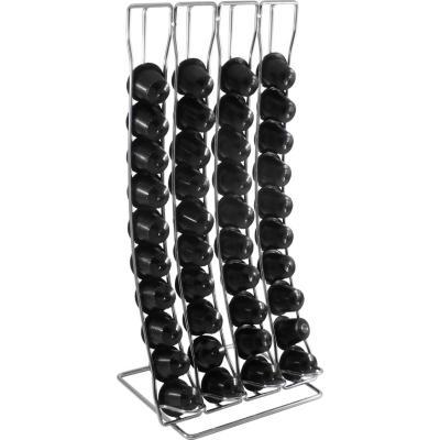 Porta cápsulas de metal Nespresso 40 únidades