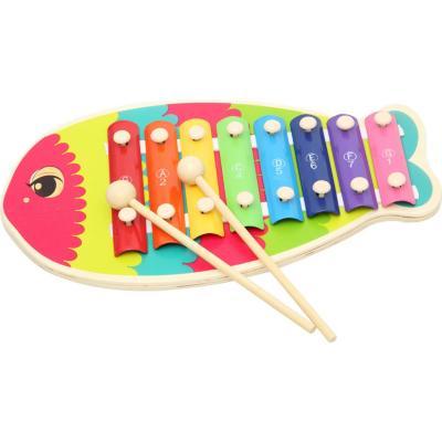 Juguete de madera xilófono