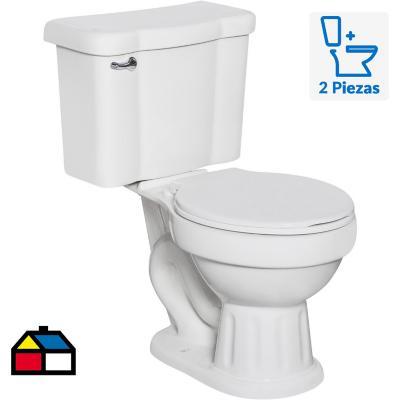 Toilet blanco