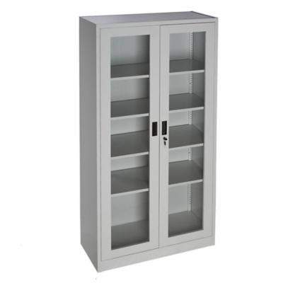 Estante Storage 2 puertas de vidrio