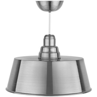 Lámpara de metal grande E27 60W