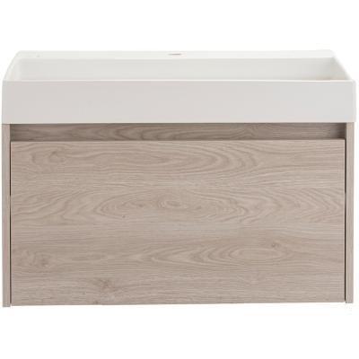 Mueble Fussion con lavamanos 80 cm