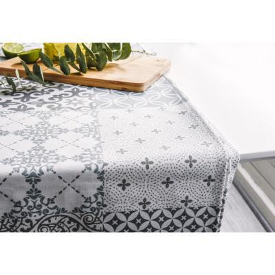 Mantel 160x270 cm mosaico Beige