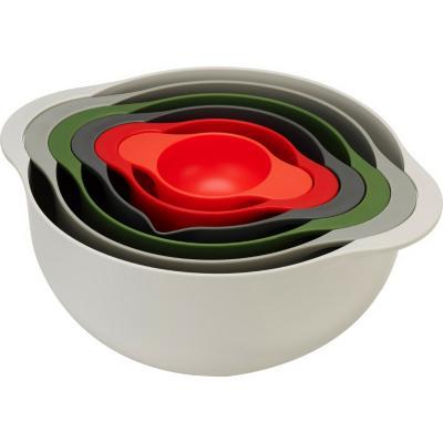 Set bowls 6 piezas Duo