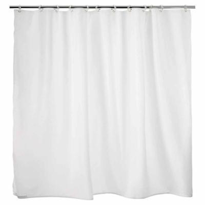 Forro para cortina de Baño peva 180x180 cm blanco