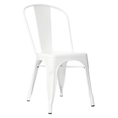 Silla 44x47x84 cm blanca