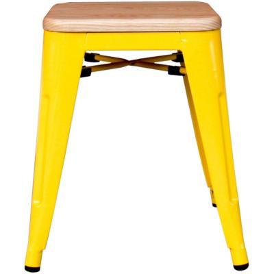 Piso tolixmadera amarillo