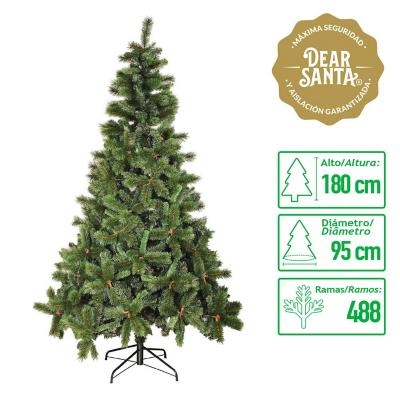 Árbol compacto 488 tips 180cm
