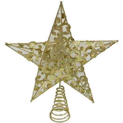Estrella tope de árbol