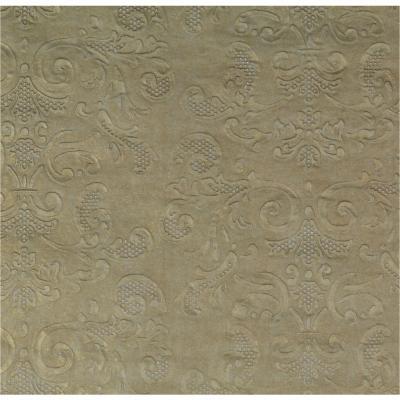 Servilleta papel 33x33cm relieve plata