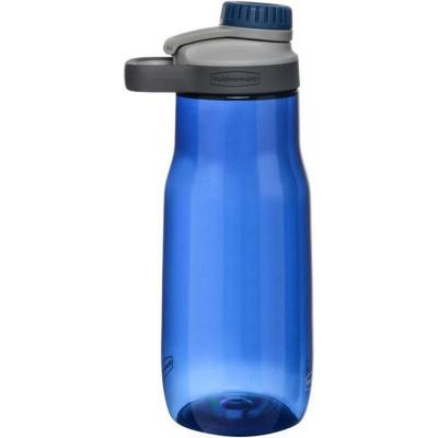 Botella Nautical Chug 946 ml azul