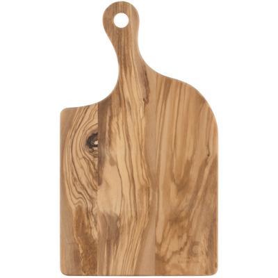 Tabla de cortar madera 38x22 cm Café
