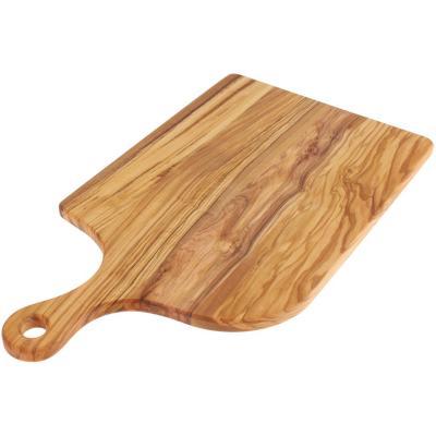 Tabla de cortar madera 45x25 cm Café