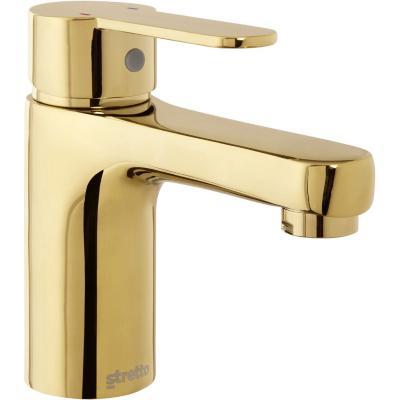 Monomando lavatorio Arona oro atacama