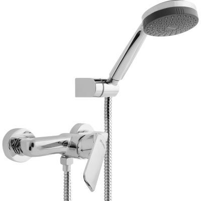 Monomando ducha Marsella cromo