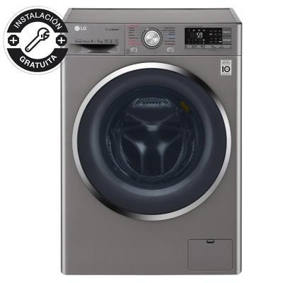 Lavadora secadora 9/ 5 kg