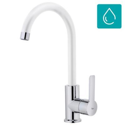 Monomando lavaplatos Inca IN-915 blanco