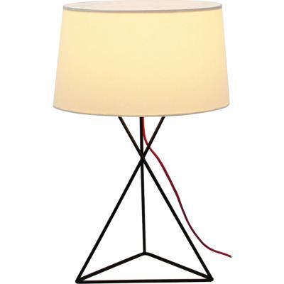Lámpara sobremesa 42 cm 1 luz 18 W