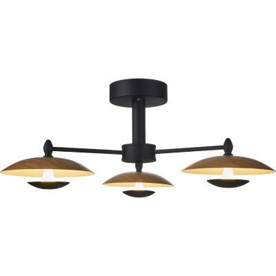 Lámpara de techo Platillo led 3 luces