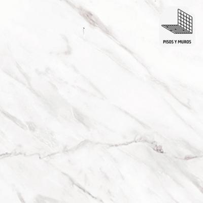 Porcelanato blanco 75x75 cm 1,12 m2