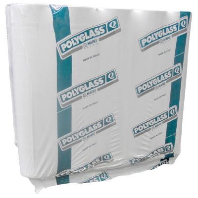 Pallet membrana asfáltica mineral 4,0 kg/m2 gris 1x10 m
