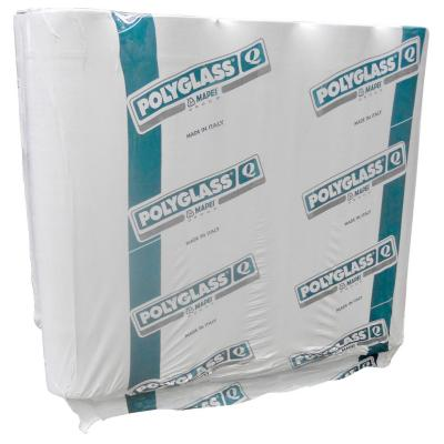 Pallet membrana asfáltica lisa 3mm 1x10 m