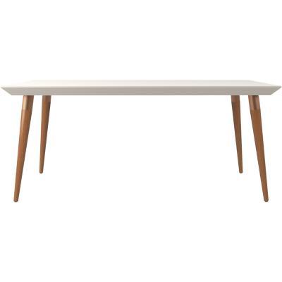 Mesa de comedor rectangular 180x90 cm