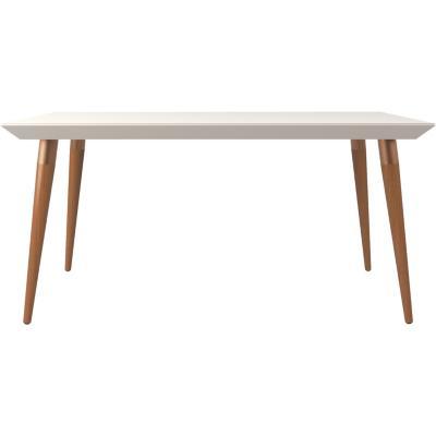 Mesa de comedor rectangular 160x90 cm